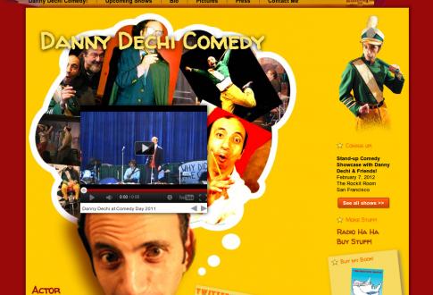 Danny Dechi Comedy