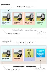 Classifieds - View Meta loop parameters