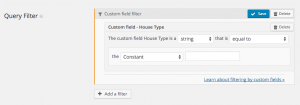 Filtering Views Query by Custom Fields