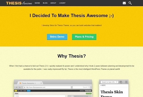 Thesis Awesome