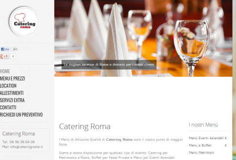 Catering Roma