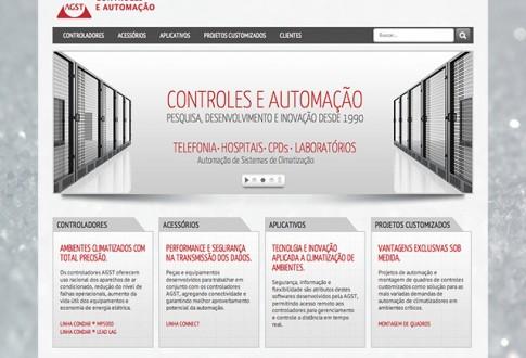 AGST : CONTROLE E AUTOMAÇÃO