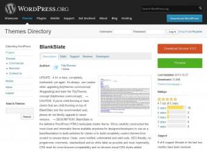 BlankSlate theme