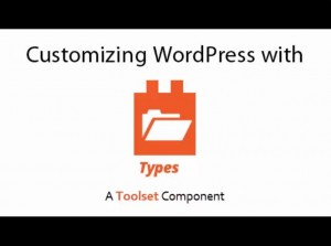 This video demonstrates how you can set up your WordPress basic structures quickly with the Types plugin.