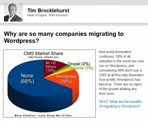 Tim posted an in-depth article about migration to WordPress