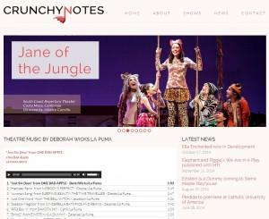 crunchynotes.com, a site built with Toolset