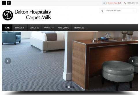 Dalton Hospitality Carpet