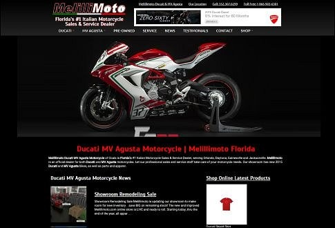 Ducati MV Agusta Motorcycle