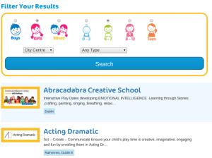 http://www.thingstodoindublinforkids.ie/kids-activities-results/