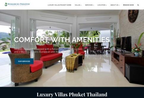 Luxury Villas Phuket Thailand