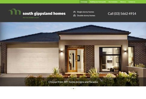 South Gippsland Homes
