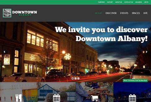 Albany Oregon Downtown Association