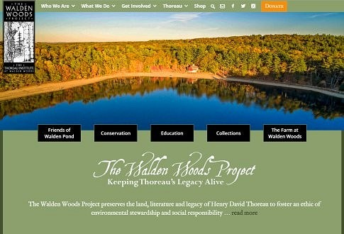 The Walden Woods Project