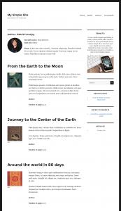 Customized user profile page using multiple custom user fields
