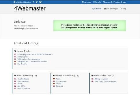 4Webmaster
