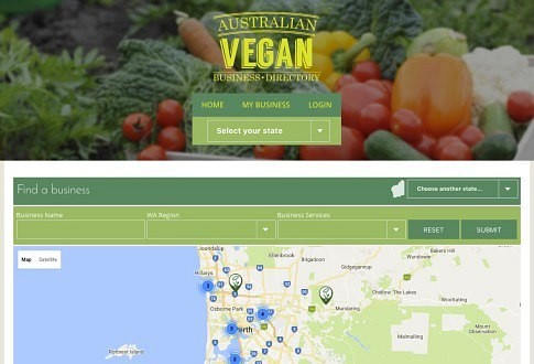 Australian Vegan Business Directory