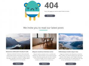 404 error page by Raylin Aquino from raylinaquino.com