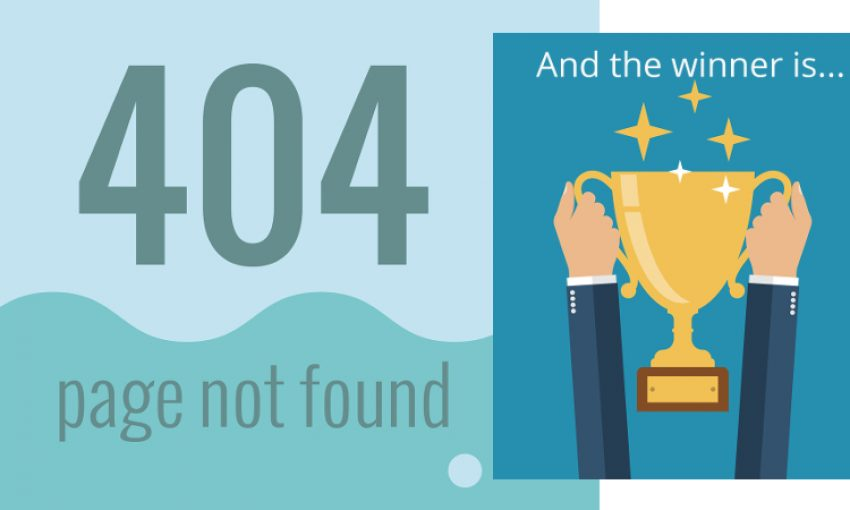 404-error-page-winner