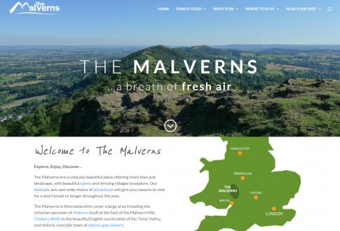 Visit the Malverns