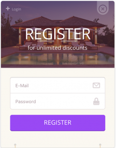 Toolset allows you to register users from your site's front-end