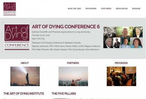 Art of Dying Institutue