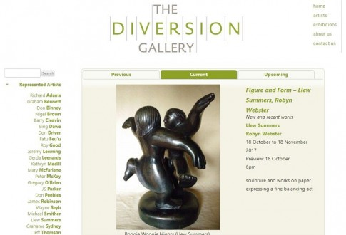 Diversion Gallery