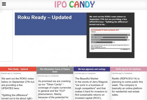 IPO Candy