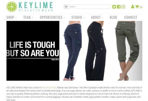KEYLIME Athletic Wear