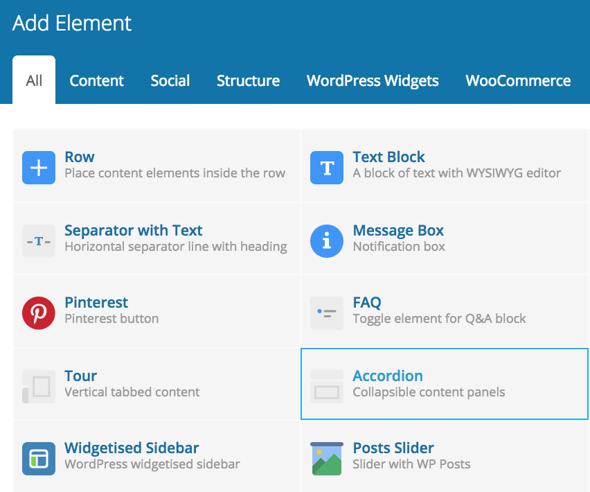 Displaying fields inside any WPBakery Page Builder Element - Toolset