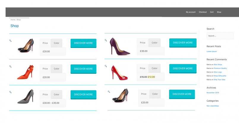 WooCommerce Toolset and WPBakery Page Builder