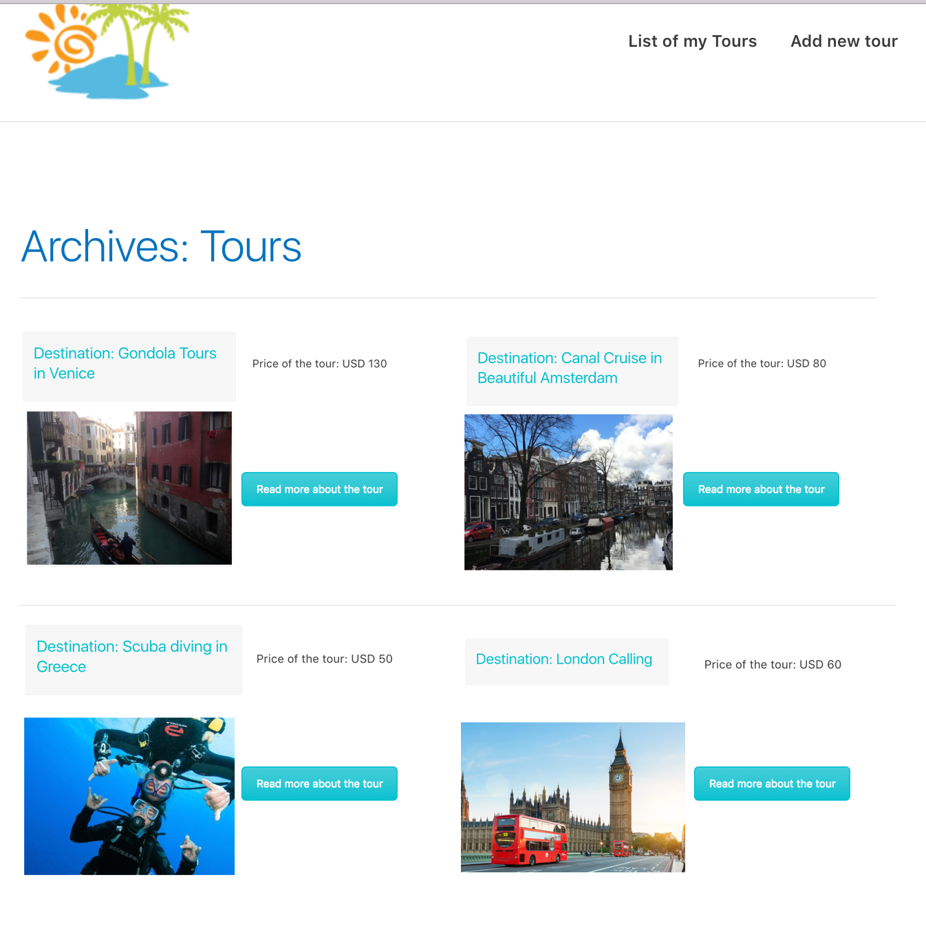 Creating templates for WordPress archive pages using the WPBakery ...