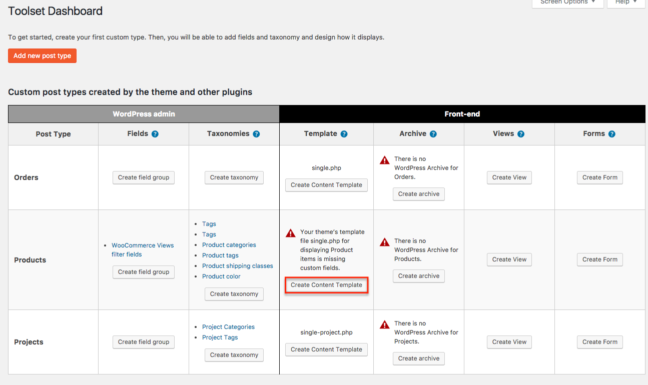 Creating templates for WooCommerce single-product pages using ...