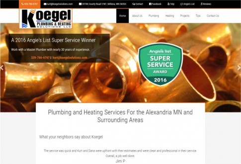 Koegel Plumbing and Heating Solutions