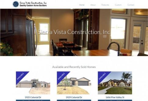 Sierra Vista Construction, Inc