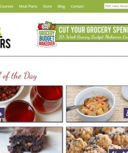 Recipes and printable coupons
