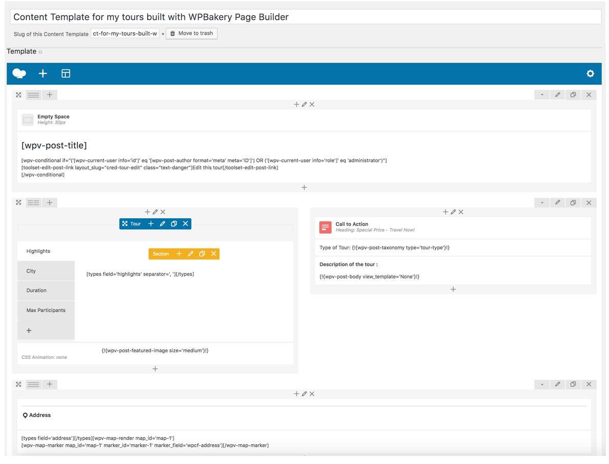 Toolset is proud to announce that WPBakery Page Builder (Formerly