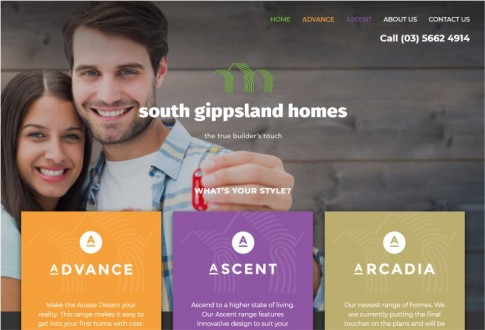 South Gippsland Homes