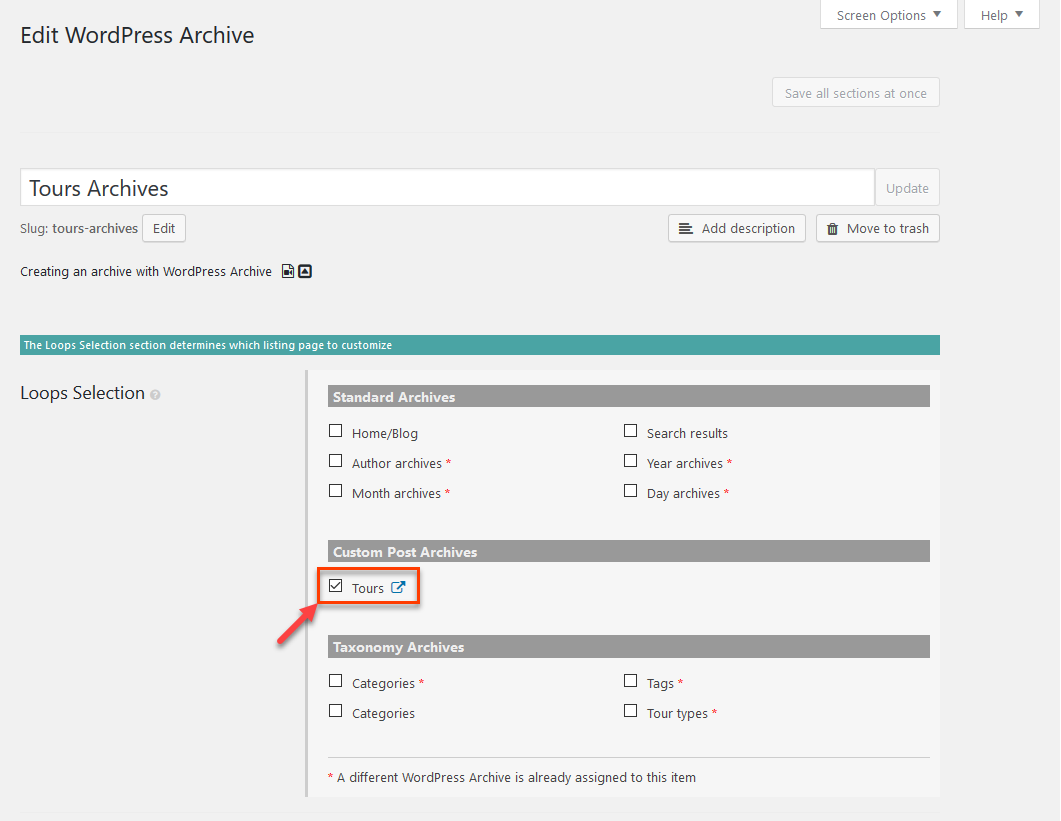 Creating templates for WordPress archive pages with Beaver