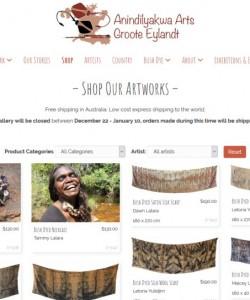 Online artwork seller