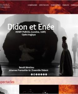 National theatre company in Paris