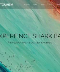 Australian tourism website