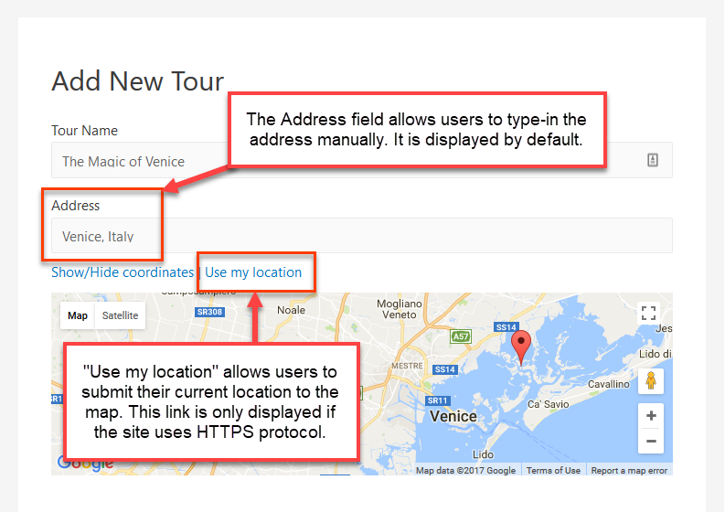 How Address Fields work in Toolset Forms - Toolset on