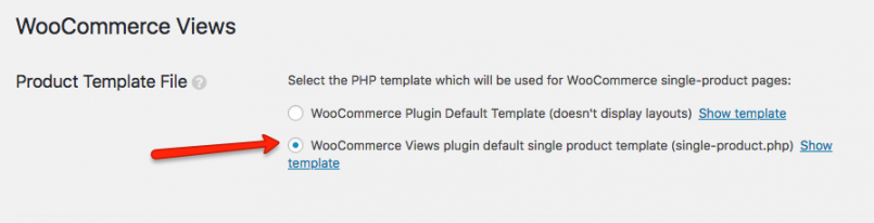 How to switch from WooCommerce to Toolset templates