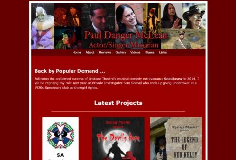 Paul Danger McLean