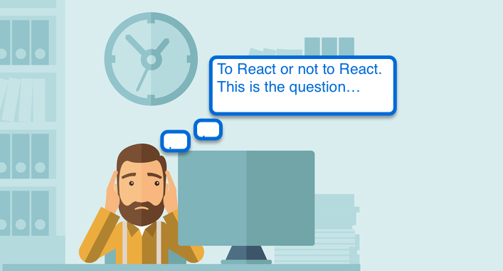 To React or not to React - Gutenberg