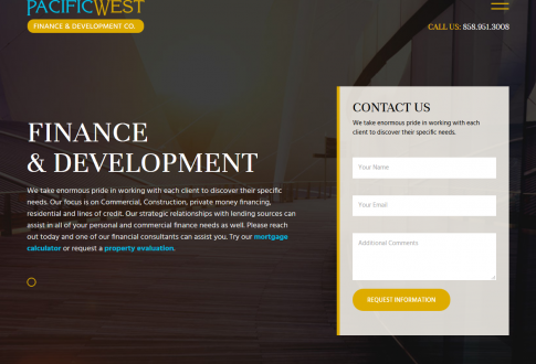 Pacific West Finance
