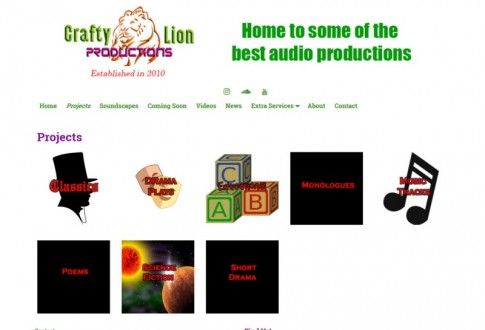 Crafty Lion Productions