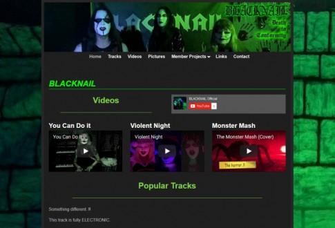BLACKNAIL