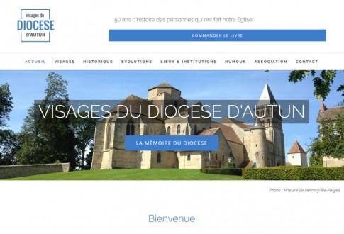 Visages Diocese Autun