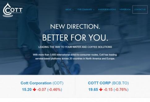 Cott Beverage Corporation